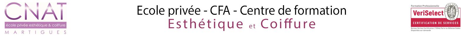 Ecole CNAT Logo